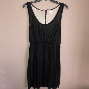 Silence + noise large mini dress